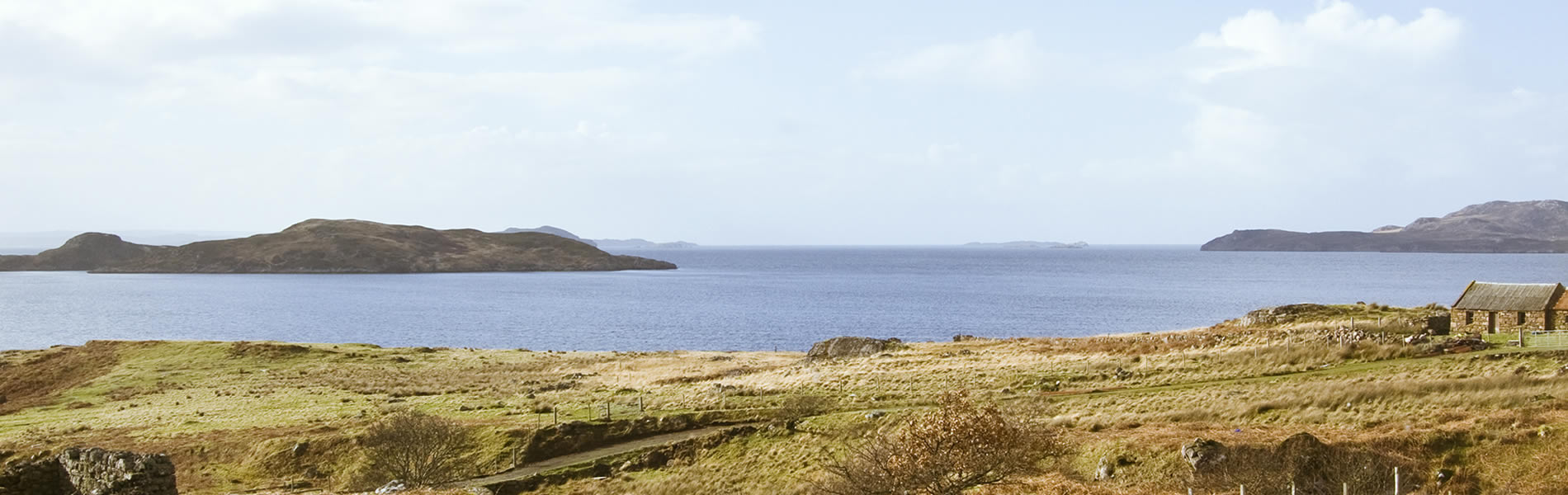 View over Summer Isles